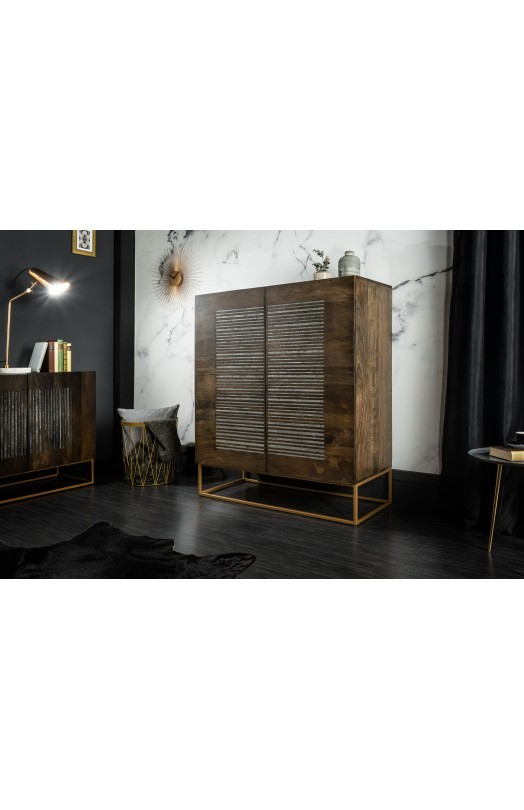 Highboard Ongx 100 cm Aggo Mango | 39231